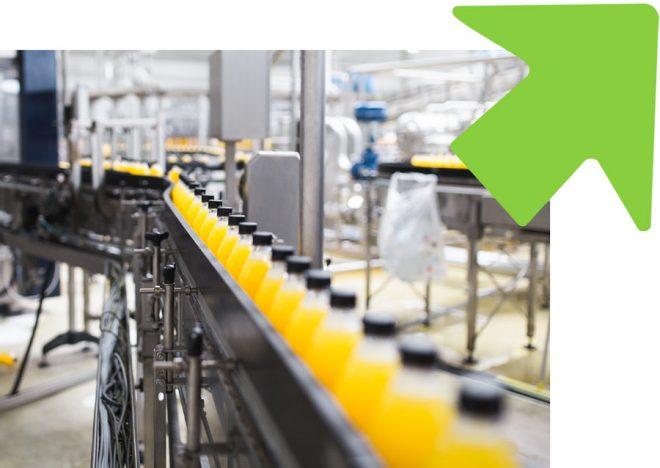Canal industrial - Originia Foods