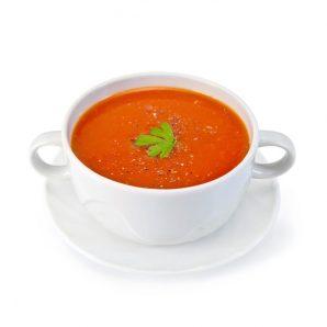 Cremas de verduras frías