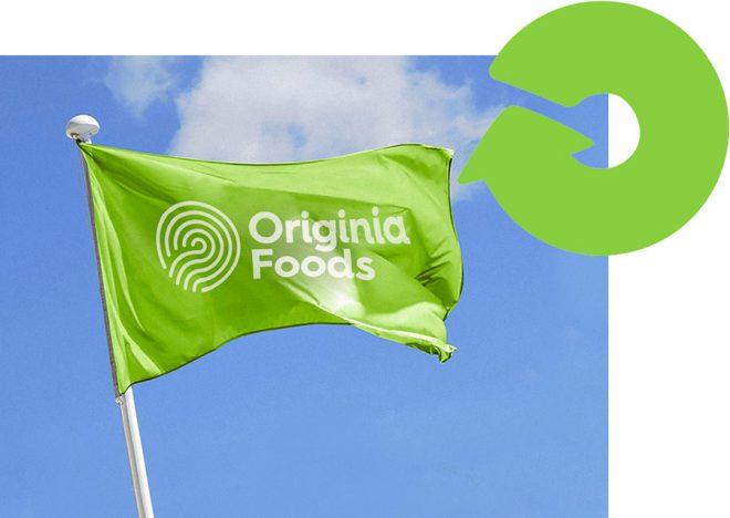 Objetivos de sostenibilidad - Origina Foods